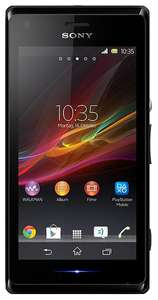 Sony Xperia M smartphone (+ maand data) voor €45 @ Coolblue
