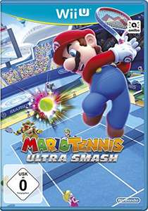 Mario Tennis: Ultra Smash (Wii U) voor €17,21 @ Amazon.de