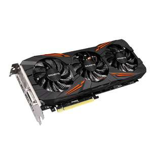 GeForce GTX 1070 voor €236,60 @ Amazon.de