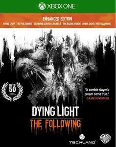 Dying Light: The Following (Enhanced Edition) (PS4/Xbox One) voor €20,55 @ Zavvi