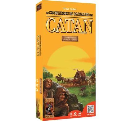 De Kolonisten van Catan: Kooplieden & Barbaren 5/6 spelers voor €14,99 @ Coolblue