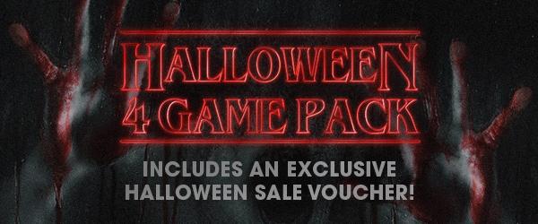 Halloween 4 Game Pack + 10% kortingscode voor €0,49 @ Greenmangaming