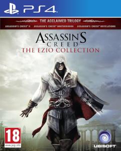 Pre-order Assassins Creed: The Ezio Collection (PS4 / Xbox One) voor €37,65 @ Zavvi