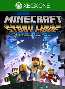 Minecraft: Story Mode - Episode 1: The Order of the Stone (Xbox One) gratis @ Xbox Store