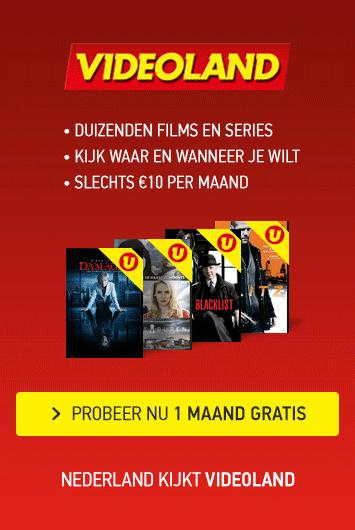 Probeer 1 maand lang gratis Unlimited @ Videoland
