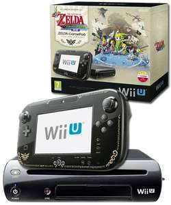WiiU Console 32GB Premium + Zelda: The Wind Waker HD voor €229 bij Media Markt in Deventer
