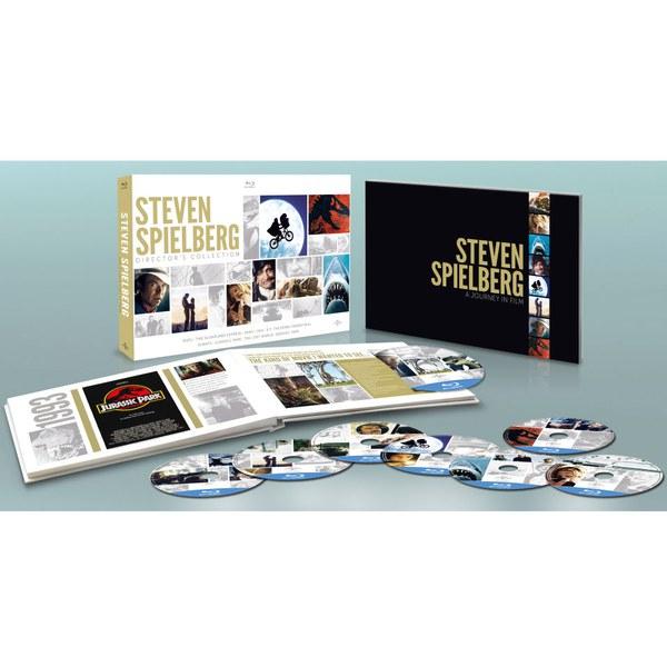 Steven Spielberg Directors Collection [Blu-ray] € 21,59 @ Zavvi
