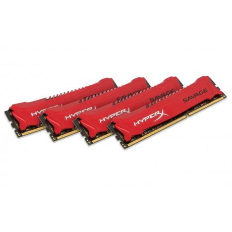 Kingston HyperX Savage HX316C9SRK4/32 PC Geheugen voor €166 @ SiComputers