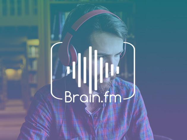 [StackSocial] Verlengde actie -> Lifetime Licentie Brain.fm voor $34.10