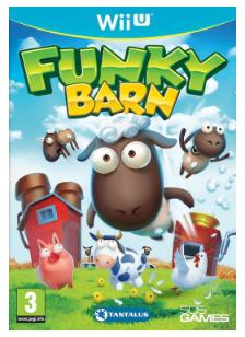 Funky Barn voor Wii U €8 @ Nedgame
