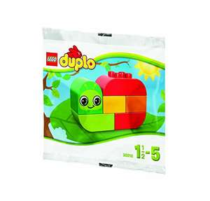 LEGO Polybag Duplo Snail slug escargot 30218 € 1.35 @ Amazon.de