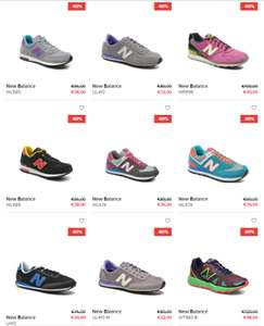 New Balance sneakers - dames / heren / kids - 60% korting @ Sarenza