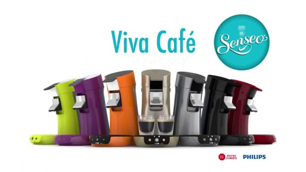 20 euro cashback op sommige Viva Café @Senseo
