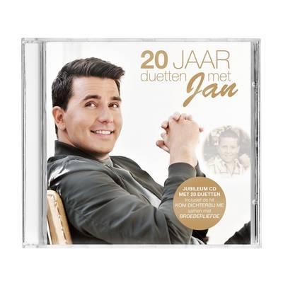 Gratis CD 20 Jaar Duetten met Jan t.w.v. €19,99 bij twee actieproducten (al vanaf €3,18) @ Kruidvat