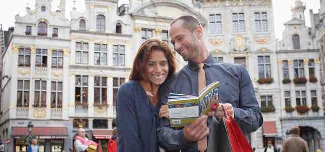 Dagretour naar België 2 personen voor €47,- @nsinternational
