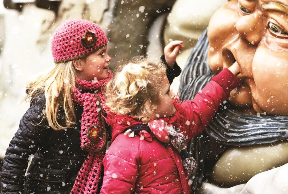 Efteling 3 of 4 december -50% korting- @ Volkskrant