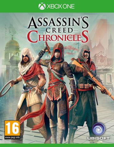 Assassins Creed - Chronicles voor €22,79 @ Zavvi