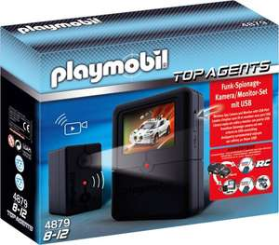 Playmobil spionage set nu €14,99 @ Kruidvat
