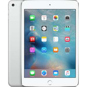 Apple iPad mini 4 Wi-Fi + Cellular 32GB Zilver voor €439 @ BCC