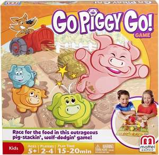 Go Piggy Go €11,94 incl verzending @ Wohi