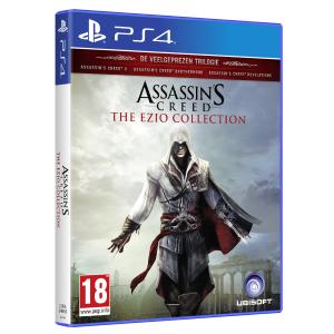Assassin's Creed - The Ezio Collection Pre-order (Ps4/Xbox One) voor €28,90 + 1350 rentepunten @ ING