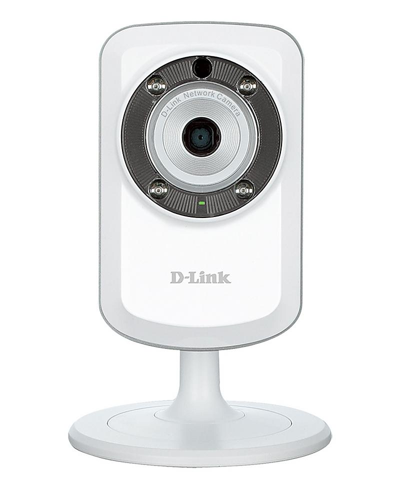 D-Link DCS-933L Dag & Nacht Home netwerkcamera voor €39,99 @ Mycom