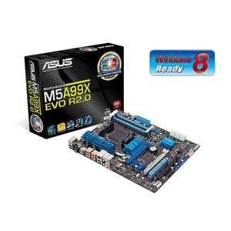Asus M5A99X EVO R2.0 moederbord voor €103,95 @ SiComputers