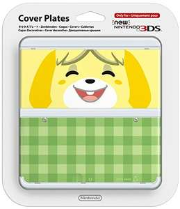 New Nintendo 3DS faceplate voor €1,42 @ Amazon.de