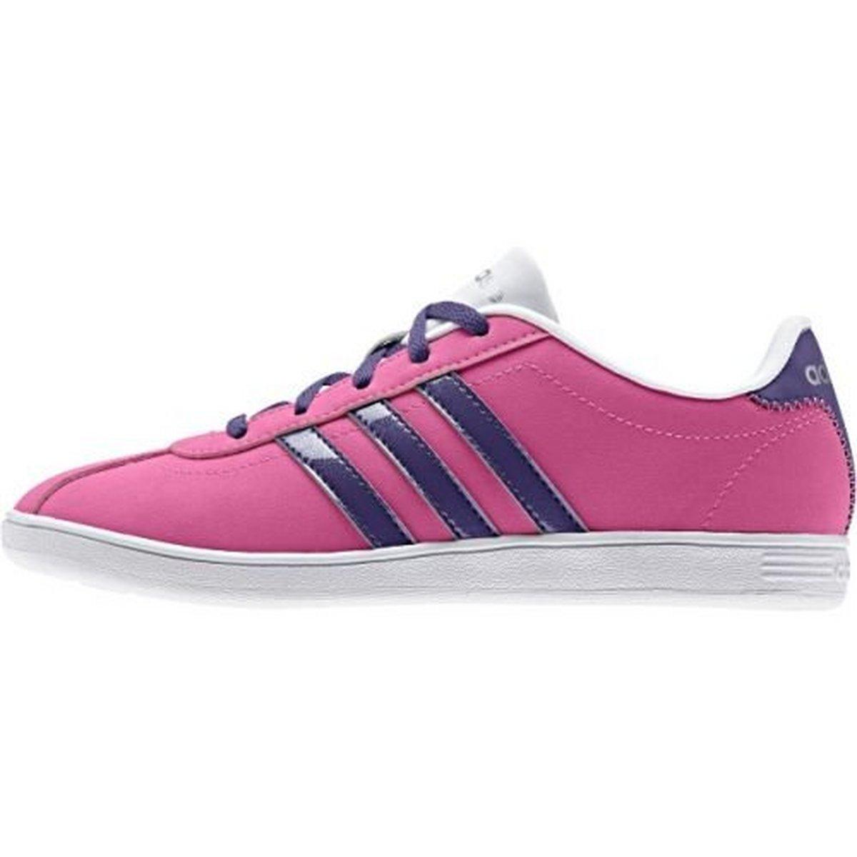 Adidas VL Court roze voor €17,99 @ Aktiesport