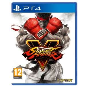 Street Fighter 5 (PS4) voor €16,01 @ Mymemory