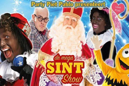 Tickets Mega Sint Show voor €11,50 i.p.v. €19 @ Actievandedag