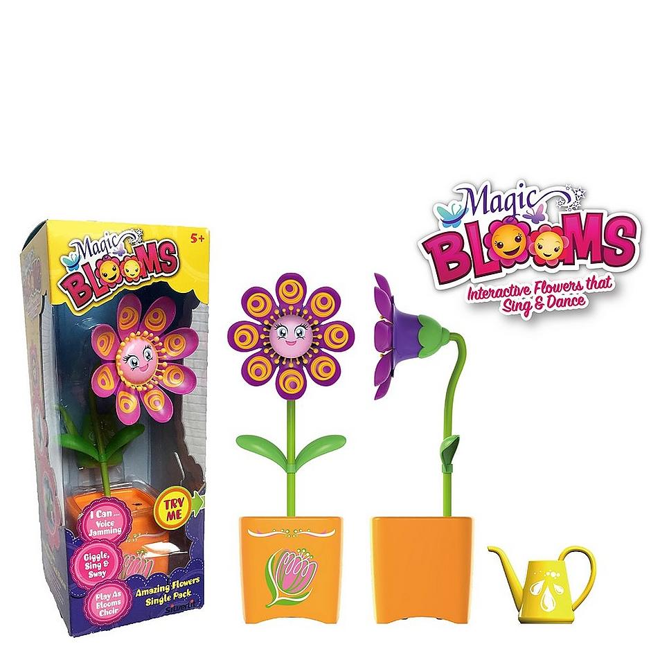 Silverlit Magic Blooms - div kleuren €4 (elders va €11,28 ex) @ Wehkamp
