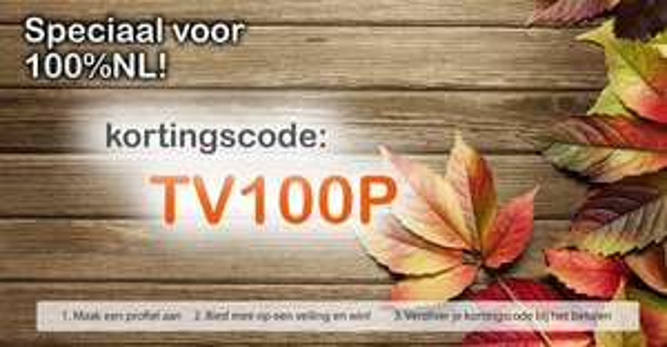 [UPDATE] Kortingscodes voor €5 korting @ Ticketveiling.nl