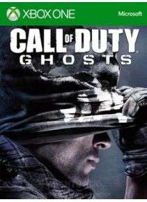 Call of Duty: Ghosts xBox One key voor €7,00 @ G2A