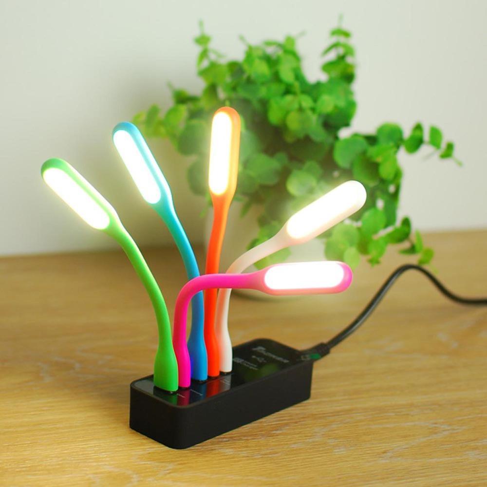 MAARLIEFST >>10<< van die FANTASTISCHE USB Lichtjes voor maar 5,87 @ MiniInTheBox