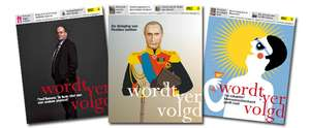 Ontvang maandblad Wordt Vervolgd drie maanden gratis