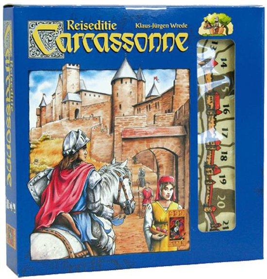 999 Games Carcassonne Reiseditie voor €3,99 @ Kruidvat