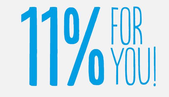 11% korting @ Blue-Tomato