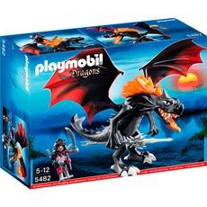 Playmobil Dragons - Grote koningsdraak met lichtgevende vlam voor €20,74 @ Alternate