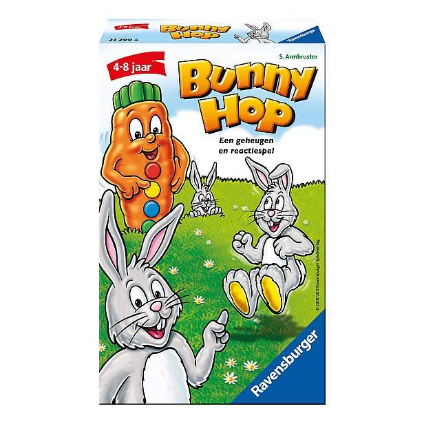 Ravensburger Bunny Hop reiseditie voor €8,94 @ Wehkamp