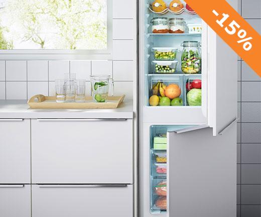 15% korting op alle keukenapparatuur @ IKEA