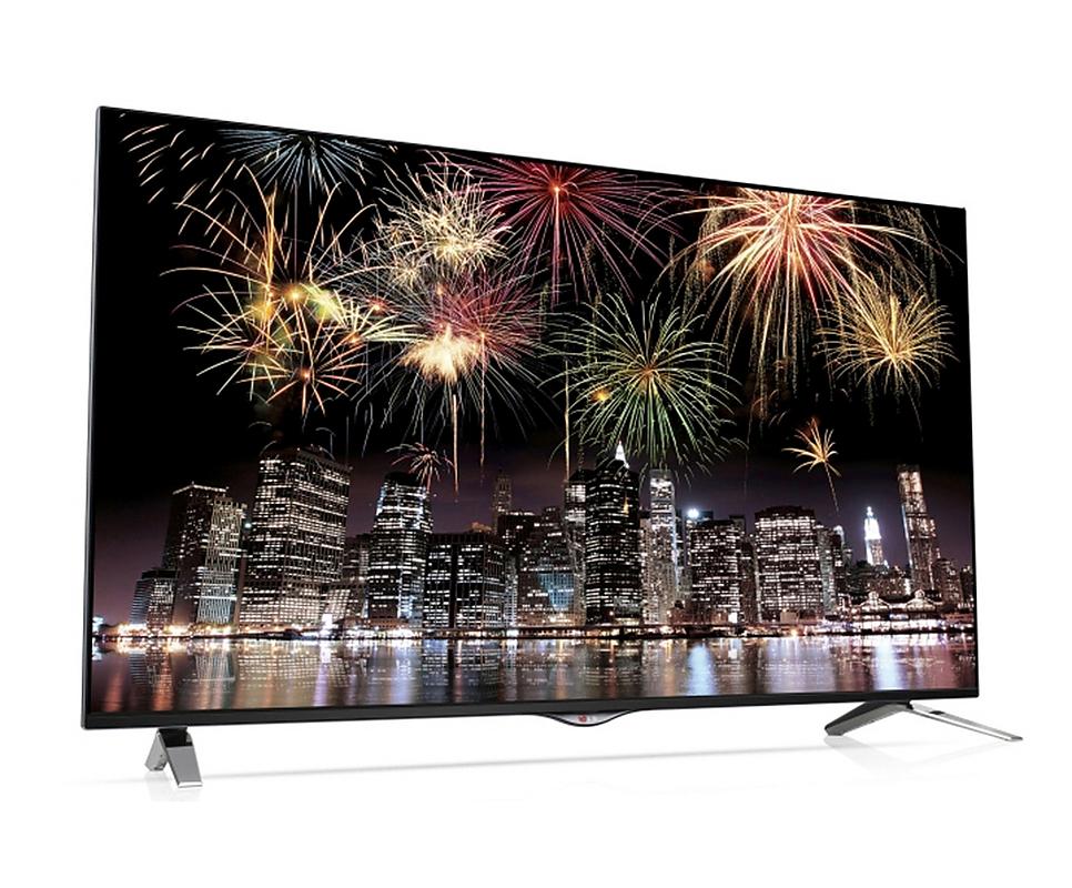 LG 40UB800V Smart 4K Ultra HD voor €541,50 @ Bobshop