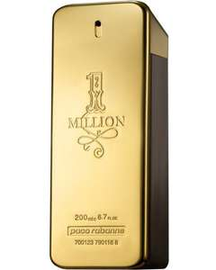 [Update] Paco Rabanne 1 Million Eau de Toilette (200 ml) voor €49,98 @ ICI Paris XL
