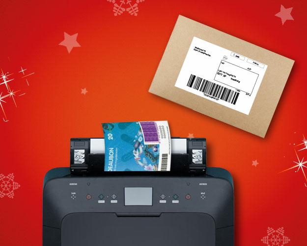 Gratis VVV bon van max. €20,- bij online frankeren van pakketten @postnl