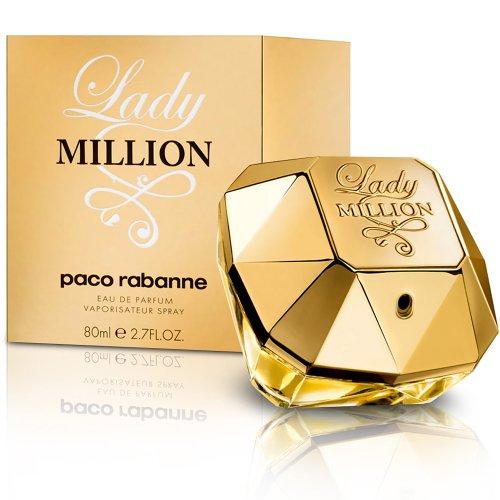 Lady Million EDP 80ml @ Amazon.de