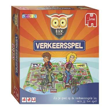 Jumbo Verkeersspel nu €5,99 @ Bart Smit (elders va €14,99)