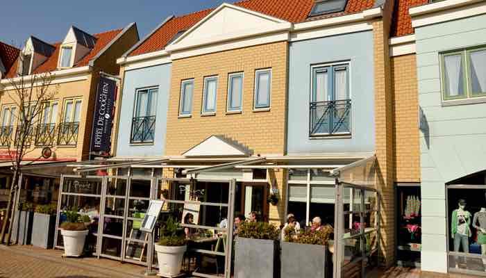 Fletcher Hotel-Restaurant De Cooghen Texel *** €19,50 p.p.p.n.