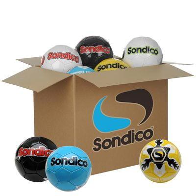 28 Sondico voetballen voor €59,78 @ SportsDirect