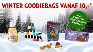 Winter goodiebags vanaf €10* @ Veronica Magazine