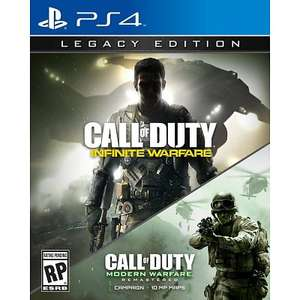 Call of Duty: Infinite Warfare - Legacy Edition voor €59,99 @ AllYourGames